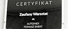 Dobry warsztat, Automex Tomasz Sabat
